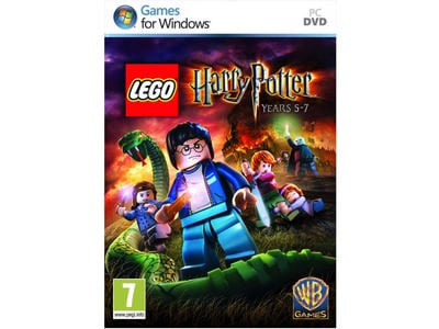 LEGO Harry Potter Years 5-7 - PC Games