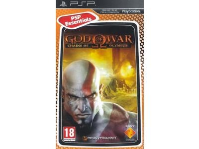 God of War: Chains of Olympus Essentials - PSP Game