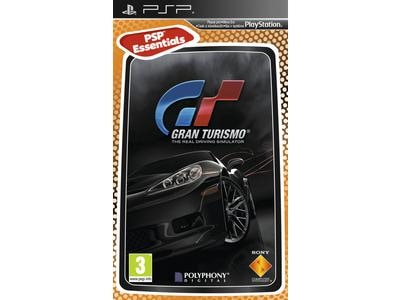 Gran Turismo Essentials - PSP Game