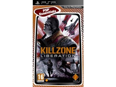 Killzone Liberation Essentials - PSP Game gaming   παιχνίδια ανά κονσόλα   psp