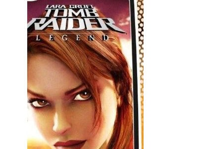 Tomb Raider Legend Essentials - PSP Game
