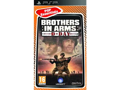 Brothers in Arms D-Day Essentials - PSP Game