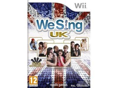 We Sing UK Hits - Wii