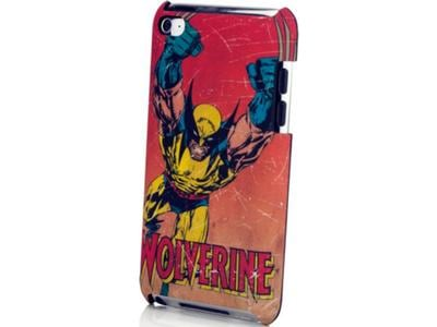 Marvel Wolverine Red Rage - Θήκη MP3 player - Κόκκινο
