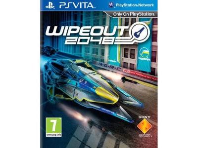 Wipeout 2048 - PS Vita Game gaming   παιχνίδια ανά κονσόλα   ps vita