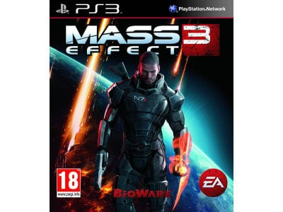 Mass Effect 3 - PS3 Game gaming   παιχνίδια ανά κονσόλα   ps3