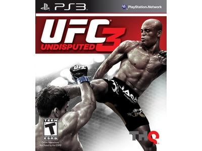 UFC Undisputed 3 - PS3 Game