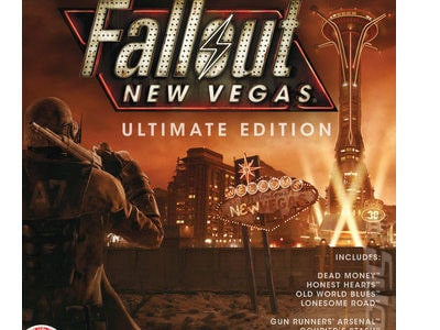 Fallout: New Vegas - Ultimate Edition - PS3 Game gaming   παιχνίδια ανά κονσόλα   ps3