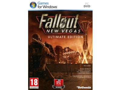 Fallout: New Vegas - Ultimate Edition - PC Game gaming   παιχνίδια ανά κονσόλα   pc