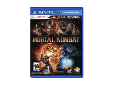 Mortal Kombat Ultra - PS Vita Game