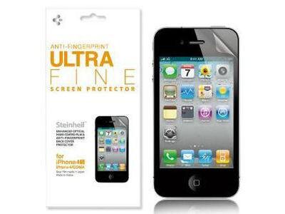 Μεμβράνη οθόνης iPhone 4/4s - SGP Steinheil SGP08310 - 2 τεμ apple   αξεσουάρ iphone   μεμβράνες