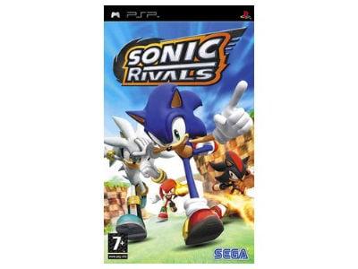 Sega Sonic Rivals - PSP Game