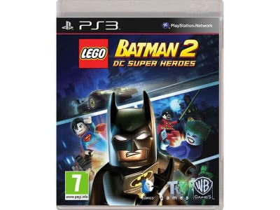 LEGO Batman 2: DC Superheroes - PS3 Game gaming   παιχνίδια ανά κονσόλα   ps3