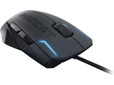 Roccat Kova+ - Gaming Mouse Μαύρο