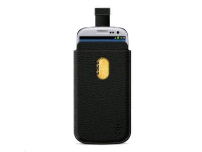 Θήκη Samsung Galaxy S3 - Belkin Pocket F8M410CWC00 Μαύρο τηλεφωνία   tablets   αξεσουάρ κινητών   θήκες