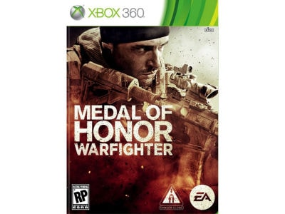 Used : Medal Of Honor: Warfighter - Xbox 360 gaming   used games   xbox 360 used