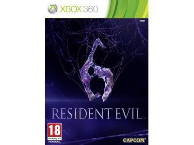 Resident Evil 6 - Xbox 360 Game