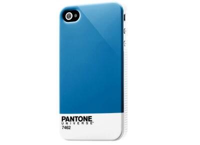 Θήκη iPhone 4/4s - Pantone Universe 7462 Μπλε apple   αξεσουάρ iphone   θήκες