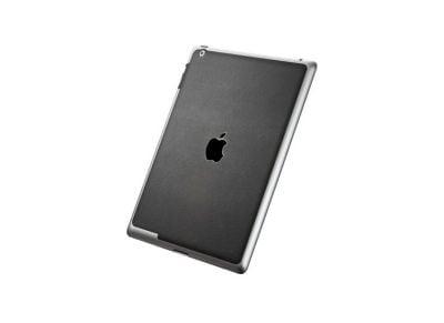 Skin iPad 3rd Gen - Spigen SGP SGP08860 - Μαύρο Δερμάτινο