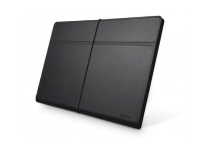 Sony SGP-CV3 - Θήκη-Stand Xperia Tablet S - Μαύρο