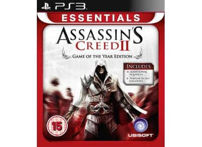 Assassin's Creed 2 - GOTY Essentials - PS3 Game