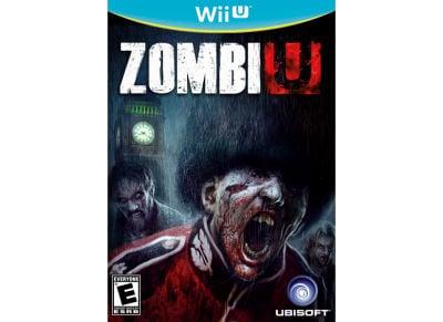 ZombiU - Nintendo Wii U Game gaming   παιχνίδια ανά κονσόλα   wii u