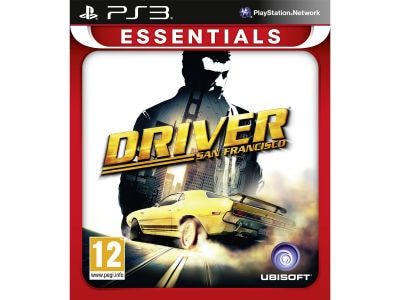 Driver: San Francisco Essentials - PS3 Game gaming   παιχνίδια ανά κονσόλα   ps3