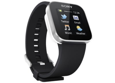 Sony SmartWatch MN-2 - Ρολόι Χειρός - Android - Ασημί