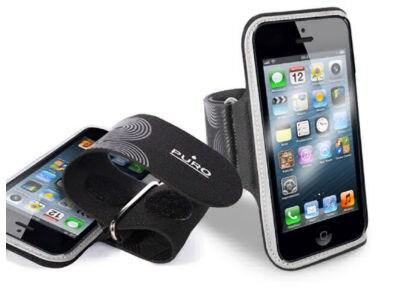 Θήκη-περιβραχιόνιο iPhone 5/5s - Puro Armband IPC5ARMBLK Μαύρο