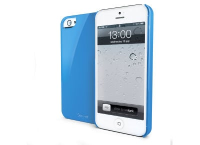 Θήκη iPhone 5/5s - Muvit MUBKC0605 Μπλε apple   αξεσουάρ iphone   θήκες