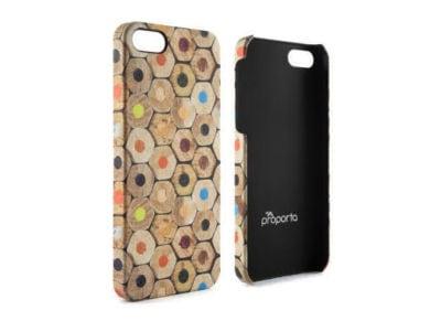 Θήκη iPhone 5/5s - Proporta Hard Shell Pensils 09243 Εμπριμέ apple   αξεσουάρ iphone   θήκες