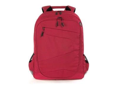 """Τσάντα Laptop Πλάτης 17"""" BTucano Lato BLABK-R Κόκκινο"""