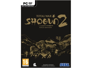 Total War: Shogun 2 - Gold Edition - PC