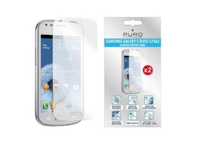 Μεμβράνη οθόνης Samsung Galaxy S Duos - Puro Screen Protector SDS7562SG