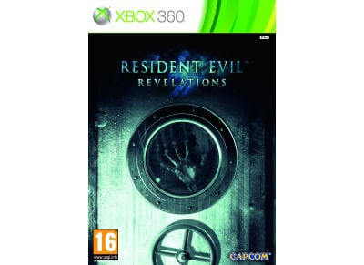 Used: Resident Evil Revelations - Xbox 360 gaming   used games   xbox 360 used