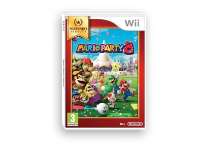 nintendo wii mario party 8 wii selects