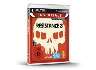 Resistance 3 Essentials - PS3 Game gaming   παιχνίδια ανά κονσόλα   ps3