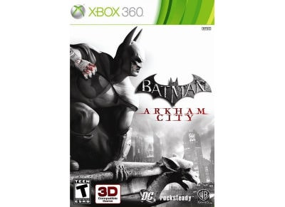 Batman Arkham City Classics - Xbox 360 Game