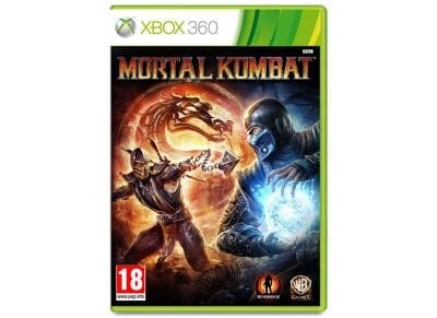 Mortal Kombat Classics - Xbox 360 Game gaming   παιχνίδια ανά κονσόλα   xbox 360