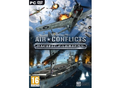 Air Conflicts: Pacific Carriers - PC Game