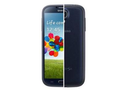 Θήκη Samsung Galaxy S4 - Samsung Protective Hard Cover EF EF-PI950BNEGWW Μπλε τηλεφωνία   tablets   αξεσουάρ κινητών   θήκες
