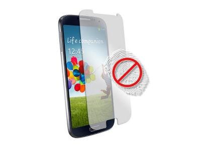 Μεμβράνη οθόνης Samsung Galaxy S4 - Puro Anti-Fingerprint SDAGALAXYS4sG