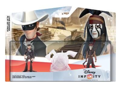 Φιγούρα Disney Infinity Lone Ranger