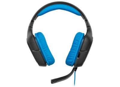 Logitech G430 Surround Sound Headset - Ακουστικά κεφαλής με μικρόφωνο - Μαύρο
