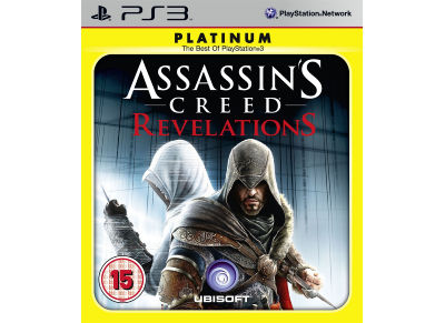 Assassin's Creed: Revelations Platinum - PS3 Game