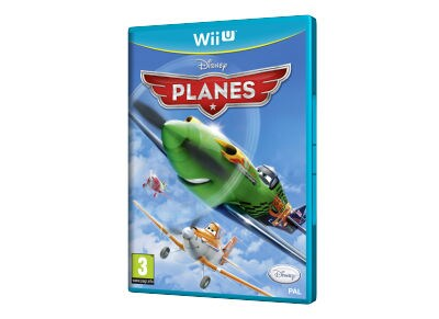 Disney Planes - Wii U Game gaming   παιχνίδια ανά κονσόλα   wii u
