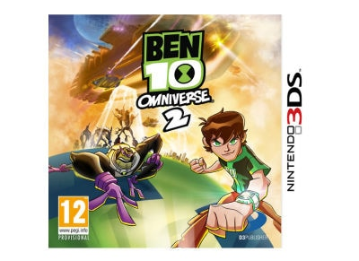 Ben 10 Omniverse 2 - 3DS/2DS Game