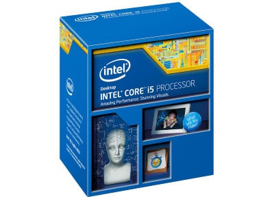 Επεξεργαστής Intel Core i5 4570 (LGA1150/3.2 GHz/6 MB Cache/HD 4600)