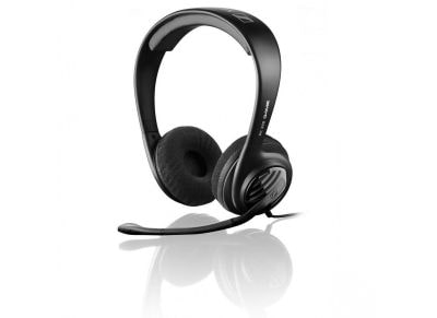 Sennheiser PC 310 - Gaming Headset - Μαύρο gaming   αξεσουάρ pc gaming   gaming headsets