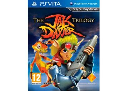 Jak & Daxter Trilogy - PS Vita Game